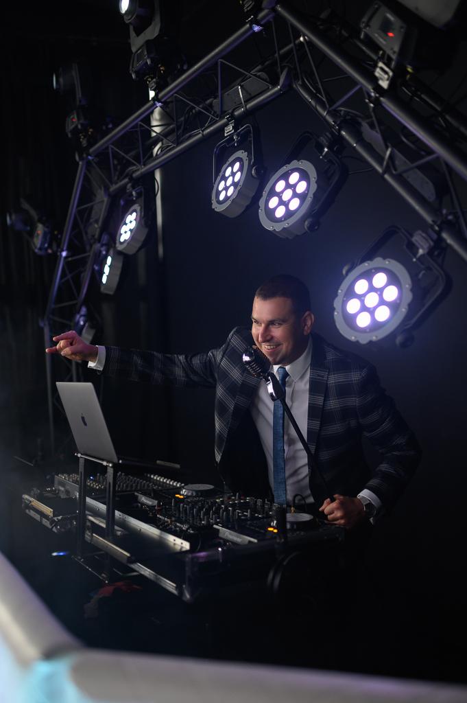 dj na wesele poznań - DJ Jerzman